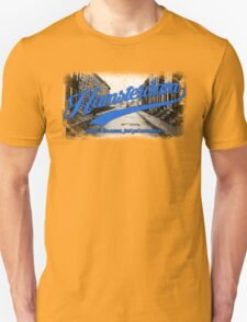 Hamsterdam - Cloud Nine Edition (Blue) T-Shirt