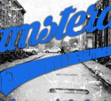 Hamsterdam - Cloud Nine Edition (Blue) Sticker