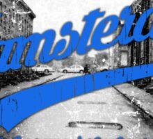 Hamsterdam - Cloud Nine Edition (Blue) Sticker