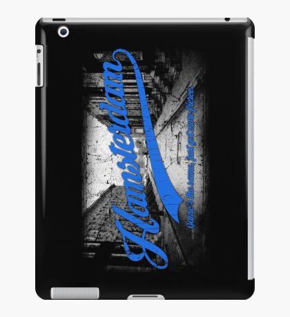Hamsterdam - Cloud Nine Edition (Blue) iPad Case/Skin