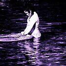 Purple Dreams by LESLEY BUtler