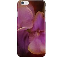 Purple Twins iPhone Case/Skin