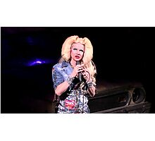 The Road Is My Home ~ Hedwig and the Angry Inch Photographic Print