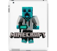 Pieface Minecraft v1 iPad Case/Skin