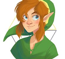 A Link between worlds by vanyaliful