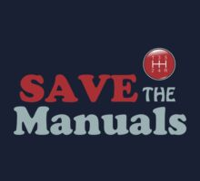 Save The Manuals by hottehue