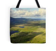 View from the Conor Pass. Tote Bag