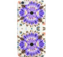 Tender lilac flowers iPhone Case/Skin
