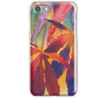 Splash of Autumn Color! iPhone Case/Skin