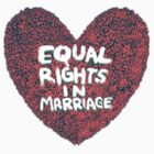I Heart Equal Rights by bamanofski