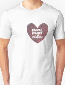 I Heart Equal Rights T-Shirt