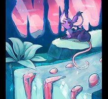 Crystal Cave by Vulli