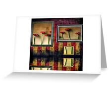 Reflection Gallery Greeting Card