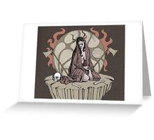 Mourning Greeting Card