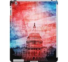 Vintage U.S. Capitol Building iPad Case/Skin