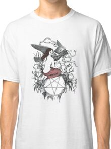 Satan Girl Classic T-Shirt