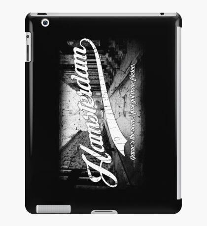 Hamsterdam - Cloud Nine Edition (White) iPad Case/Skin
