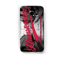 Hamsterdam - Cloud Nine Edition (Red) Samsung Galaxy Case/Skin