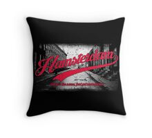 Hamsterdam - Cloud Nine Edition (Red) Throw Pillow
