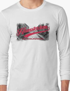 Hamsterdam - Cloud Nine Edition (Red) Long Sleeve T-Shirt