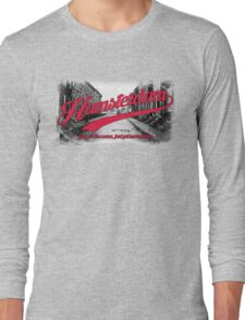 Hamsterdam - Cloud Nine Edition (Red) Long Sleeve T-Shirt