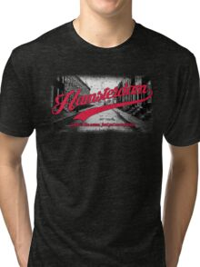 Hamsterdam - Cloud Nine Edition (Red) Tri-blend T-Shirt