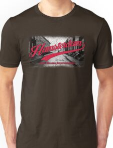Hamsterdam - Cloud Nine Edition (Red) Unisex T-Shirt