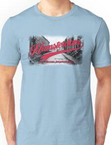 Hamsterdam - Cloud Nine Edition (Red) Unisex T-Shirt