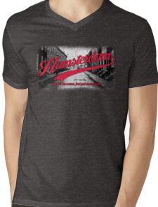 Hamsterdam - Cloud Nine Edition (Red) Mens V-Neck T-Shirt