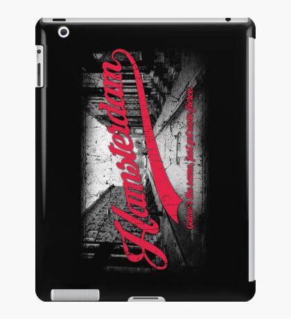 Hamsterdam - Cloud Nine Edition (Red) iPad Case/Skin