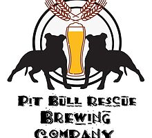 Pit Bull Rescue Brewing Company by Jan Weiss