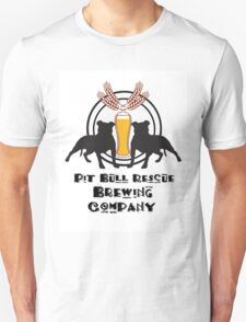 Pit Bull Rescue Brewing Company T-Shirt