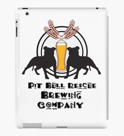 Pit Bull Rescue Brewing Company iPad Case/Skin