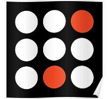 Twenty One Pilots Blurryface Album Logo (Minimalism) Poster