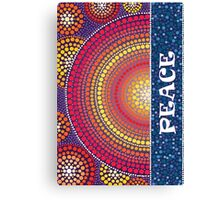 Peace! Canvas Print