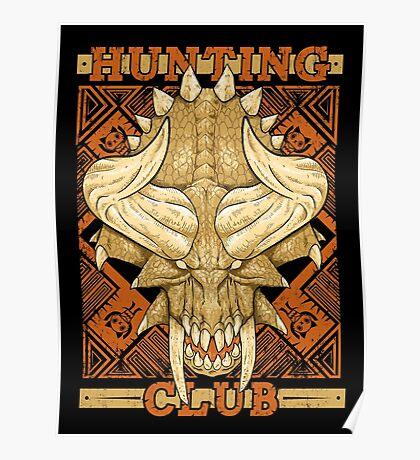 Hunting Club: Diablos Poster