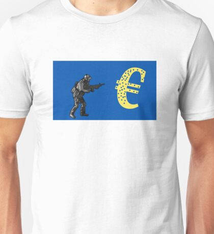 The return of the Drachma by #fftw Unisex T-Shirt