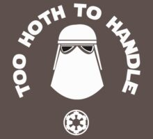 Too Hoth To Handle by EllaBellaTrix