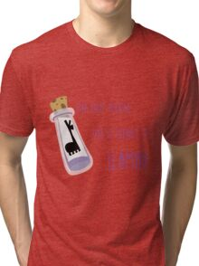The Emperor's New Groove Tri-blend T-Shirt