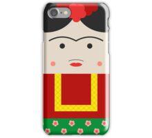 Frida Square Friends iPhone Case/Skin
