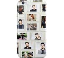 One Direction Polaroid iPhone Case/Skin