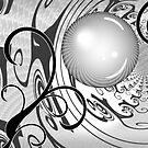 2010 Art Nouveau by Elaine Bawden