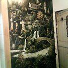 mural rivendell 2 by Gillian Ussher