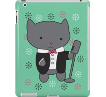 Lounge Singer Cat iPad Case/Skin