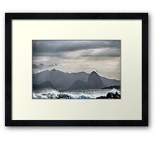 Rio de Janeiro Framed Print