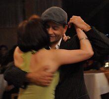 Tango embrace by sergiocolour