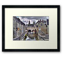 Bayeux Framed Print