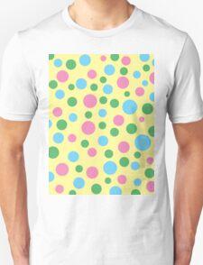Colorful circle pattern T-Shirt