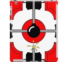 Anti-Companion Cubes - Explosive iPad Case/Skin