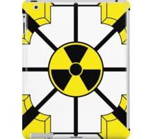 Anti-Companion Cubes - Radioactive iPad Case/Skin